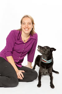dog trainer Grisha Stewart