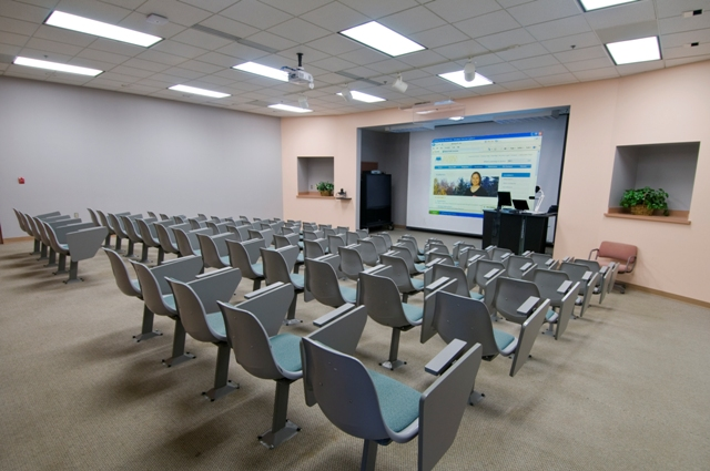 CG Room 102 - Lecture Hall